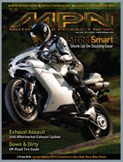 Motorcycle Product News Polaris' Victory Tops in Pied Piper Study