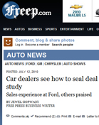 Detroit Free Press Car dealers see how to seal deal with secret shopper study