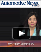 Automotive News First Shift Secret shoppers pick Benz