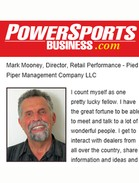 Powersports Business Blog Data Analysis or Listening to People?
