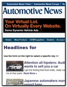 Automotive News Lexus, Subaru rank high for responding to internet leads