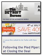 The Detroit Bureau Following the Pied Piper: Study Shows Which Dealers Best at Closing the Deal