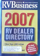 RV Business New Service Keys on Consumer Class A Shopping Experience
