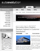 Autoevolution.com Mercedes-Benz Dealers Ranked Highest in Customer Satisfaction
