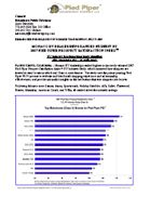 Monaco RV Dealerships Ranked highest by 2007 Pied Piper Prospect Satisfaction Index RV industry benchmarking study identifies why customers stay – or walk away